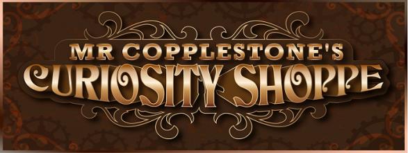 Curiosity shoppe banner
