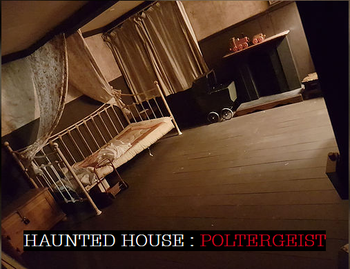 Emergency Exit Escape Rooms – Poltergeist – Brit of an Escape Habit
