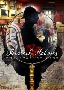 Sherlock-Holmes-Scarlet-Case_Poster