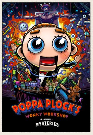 Poppa+Plock+Handmade+Mysteries+London+Escape+Rooms