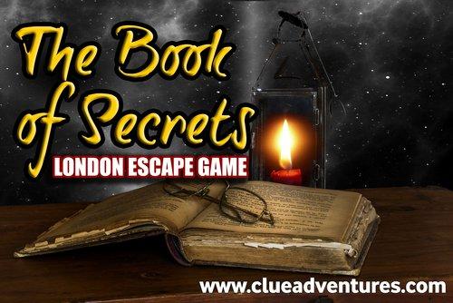 The+Book+of+Secrets+Escape+Game+London